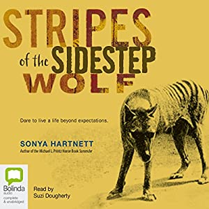 Stripes of the Sidestep Wolf Audiobook