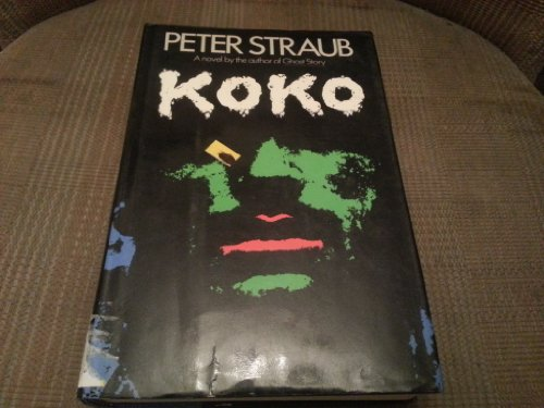 (First Edition) Koko Hardcover By Peter Straub 1988