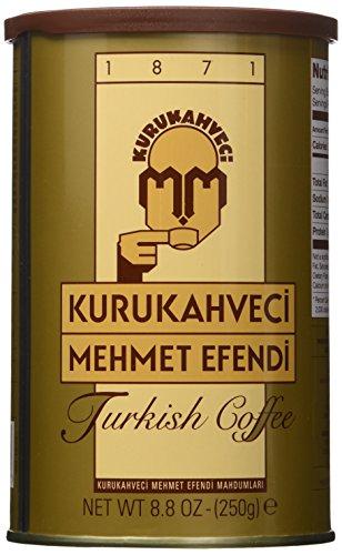 Mehmet Efendi Turkish Coffee 8.8OZ, (Bale of 3)