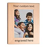 Lifetime Creations Create Your Own Personalized Picture Frame (5'' x 7'' Portrait)