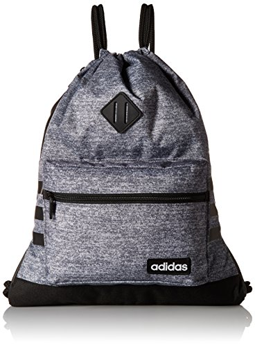adidas Classic 3S Sackpack, Onix Jersey, One ()