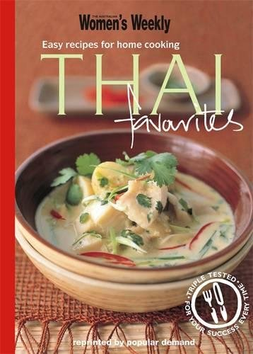 Download thai favourites easy recipes for home cooking australian download thai favourites easy recipes for home cooking australian womens weekly mini book pdf audio idvtk56pb forumfinder Images
