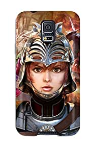 Catherine Thomas Fashion Protective Soulcalibur Video Game Other Case Cover For Galaxy S5