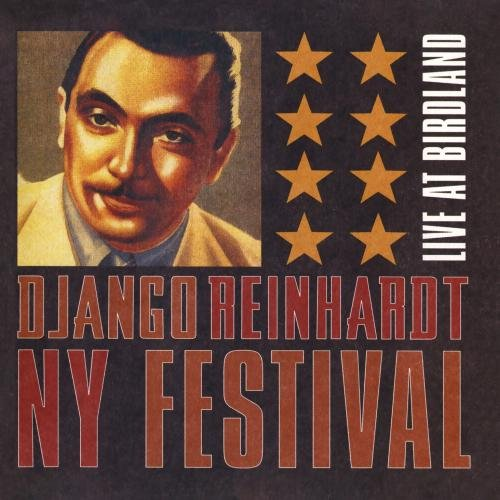 The Django Reinhardt New York Festival Live At Birdland by Atlantic (Image #1)