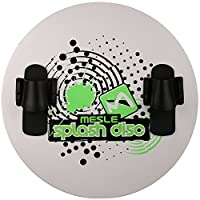 MESLE Teller Splash Disc 74 green, Wasserski Scheibe mit B2 Monolaschen