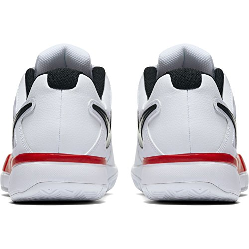 Nike NIKE AIR VAPOR ADVANTAGE - Zapatillas deportivas, Hombre, Blanco - (White/Black-University Red)