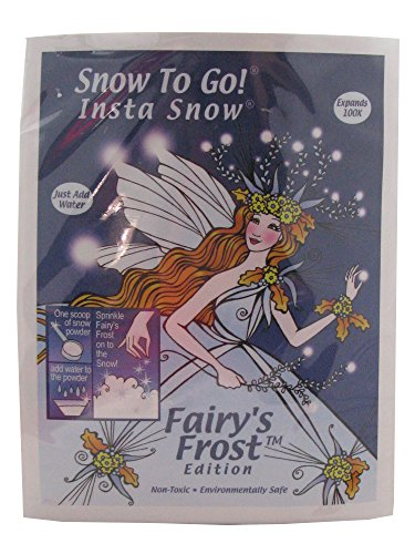 Snow To Go - Fairy Frost Edition - Instant Snow Kit