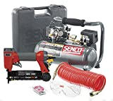 Senco PC0974 Micro Pinner Compressor Combo Kit