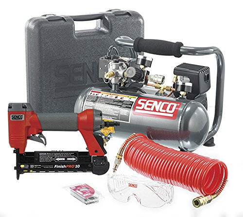 portable air compressor combo kit - 9