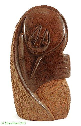 Shona Stone RESTING Zimbabwe African Art African Shona Art Stone