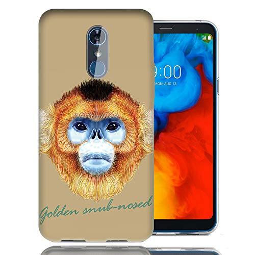 nkey Case for LG Stylo 4 Plus/Stylo 4 - UV Printed Design Phone Cover ()