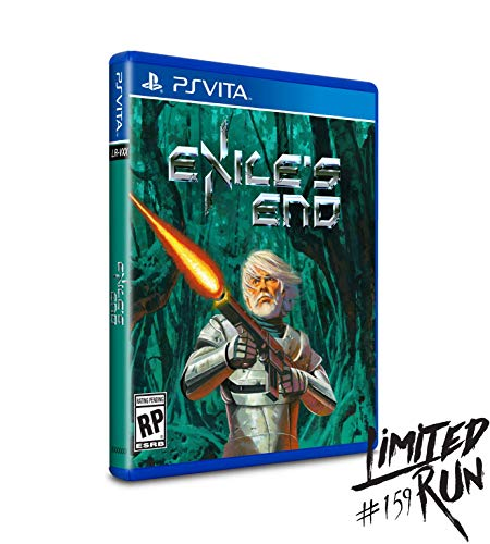 Exile's End PlayStation Vita Limited Run Game #159