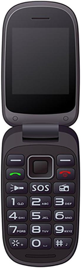 Qubo Xoel Senior Smartphone de 2.4