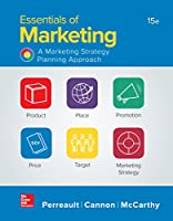 Essentials of Marketing, 15th Edition