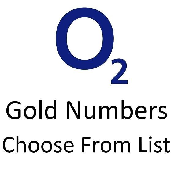 GOLD VIP BUSINESS EASY MOBILE PHONE NUMBER DIAMOND PLATINUM SIM CARD o2