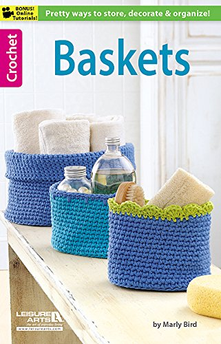 Pattern Crochet Basket (Baskets)