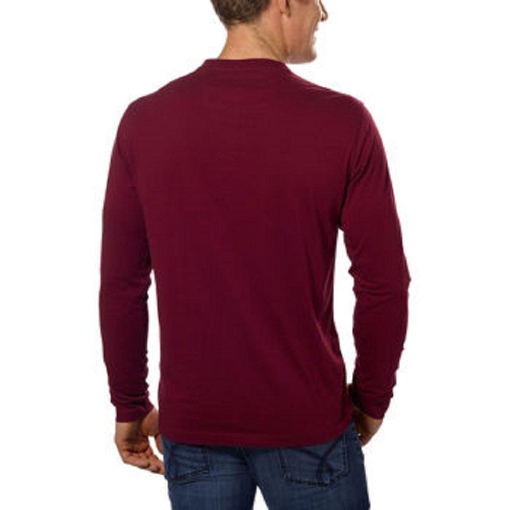 Tailor Vintage Long Sleeve Henley Shirt