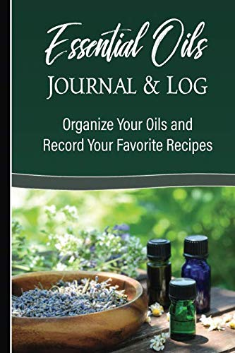 Ylang Ylang Inhaler - Essential Oils Journal & Log: Aromatherapy Recipes and Apothecary Notebook