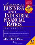 Almanac of Business and Industrial Financial Ratios, Troy, Leo, 0808015680