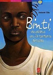Binti, une enfance dans la tourmente africaine