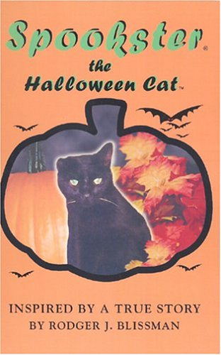 Spookster the Halloween Cat for $<!---->
