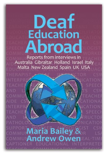 Deaf Education Abroad