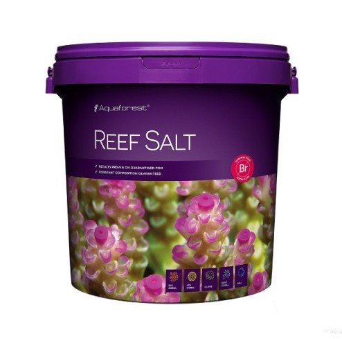 Aquaforest Reef Salt, 22 kg