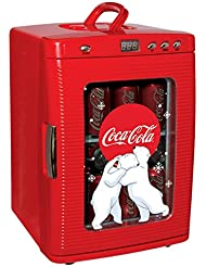 Coca Cola 28-Can Fridge Thermoelectric Cooling w/ LED Display
