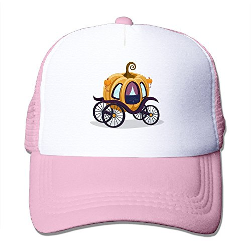 MZONE Adjustable Snapback Cap Hat Pumpkin Carriage Baseball Caps Pink (The Avengers Age Of Ultron Trailer 1)