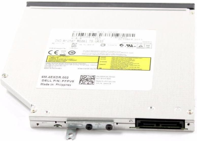 Dell Vostro 3300 Black SATA Internal Laptop Drive TS-U633F PFPV8 0PFPV8 CN-0PFPV8