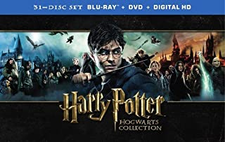Harry Potter Hogwarts Collection (Blu-ray + DVD) (B00HETD0KC
