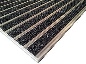 Professional Aluminium Entrance Matting System Hd60 Carpet