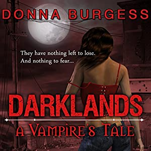 Darklands: A Vampire's Tale Audiobook