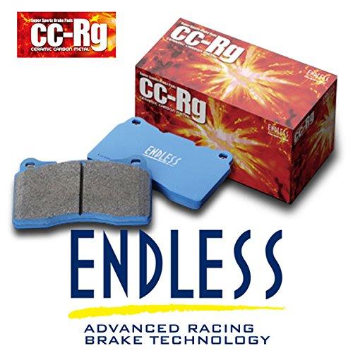 ENDLESS エンドレスキャリパーキット専用 補修ブレーキパッド CC-Rg RacingMONO6(R35を除くフロント)/RacingMONO6r(R35/BNR34/Z33の各リアを除く) RCP121   B0773GXGJJ