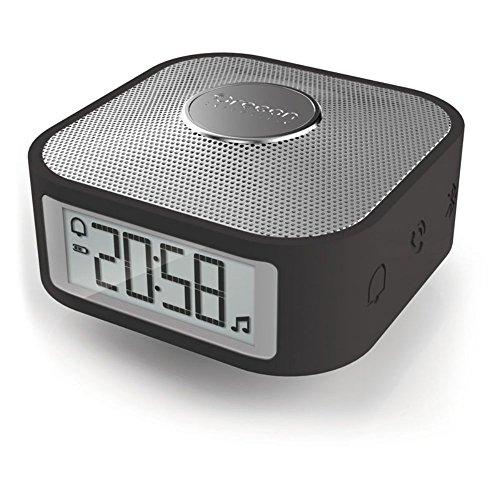 Oregon Scientific Travel Smart Clock with Sleep Sounds & Blu
