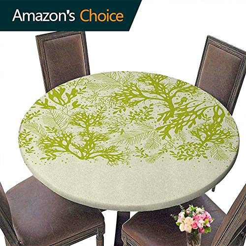 Custom Round Tablecloth 43