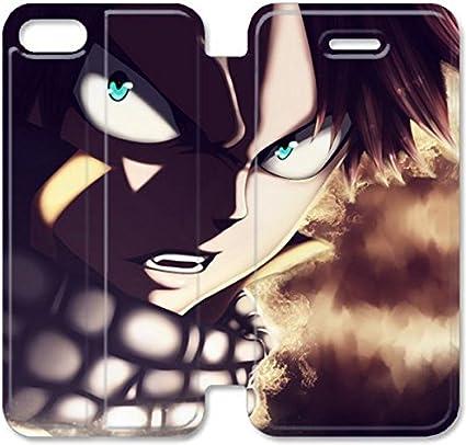Coque iPhone 5C Case Cuir [BEAU CADEAU BON PRESENT] [Natsu X Ugr ...