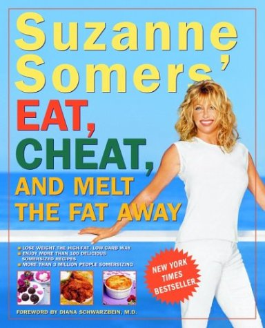 Suzanne Somers' Eat, Cheat, and Melt the Fat Away PDF ePub book