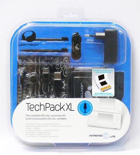 Joytech DSLite - Tech Pack Black [Importación francesa]: Amazon.es: Videojuegos