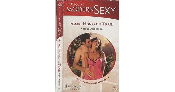 livro amar honrar e trair de natalie anderson