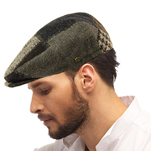 SK Hat shop Men's Winter 100% Soft Wool