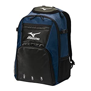 Mizuno Organizer G4 Batpack, Navy/Black