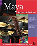 img - for Maya: Secrets of the Pros with CDROM by John Kundert-Gibbs (2002-07-22) book / textbook / text book