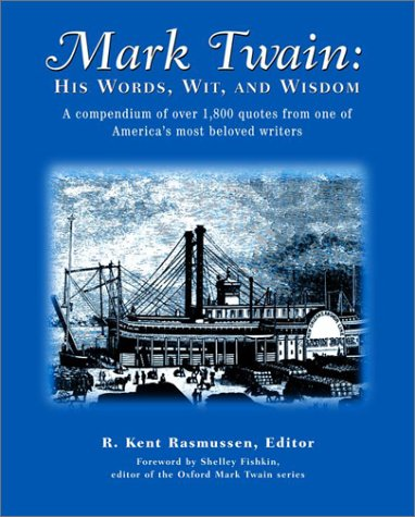 Download Mark Twain: His Words, Wit, and Wisdom pdf epub