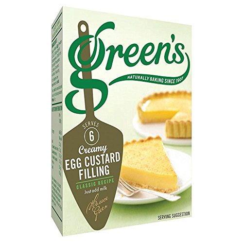 Custard Pie - Green's Egg Custard Filling Mix (54g)