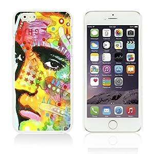 OnlineBestDigitalTM - Celebrity Star Hard Back Case for Apple iPhone 6 Plus (5.5 inch) Smartphone - Elvis Presley Pop Art