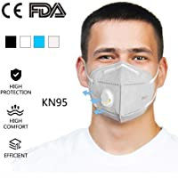 5pcs N95 Mask Safety As Kf94 Ffp3 Ffp2 Face Particulate Respirator Splash Proof Health Care Adults and Children