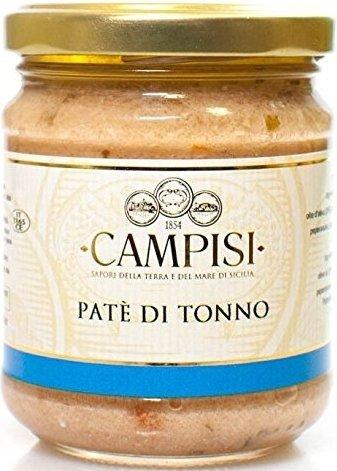 Campisi-Pat-di-tonno-del-Mediterraneo-190g-Specialit-Ittiche-dalla-Sicilia-Qualit-e-sapore-eccellenti