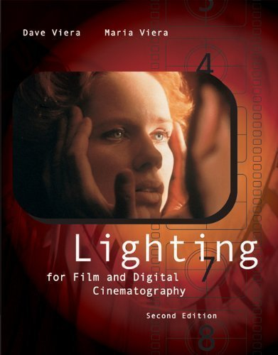 Lighting for Film and Digital Cinematography (with InfoTrac) 2nd (second) Edition by Viera, Dave, Viera, Maria published by Cengage Learning (2004) (Viera Shopping)