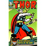 Mighty Thor: Enter Hercules & Battle of the Gods